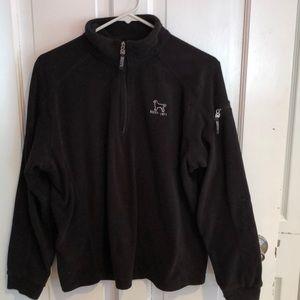 Women's Black Dog Sweatshirt